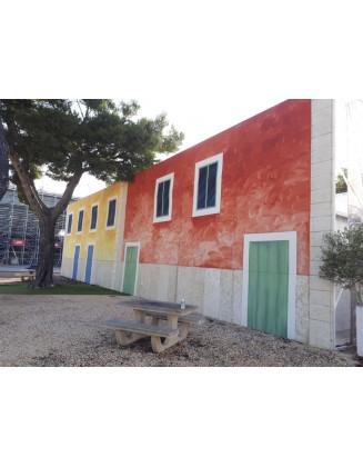 décors façade maisons typiques