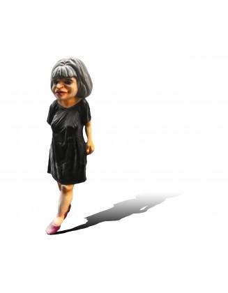 Mannequin grand-mère